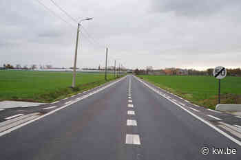 Heraanleg Veldstraat voltooid