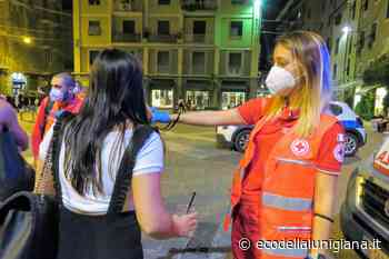 Croce Rossa fa mille alcoltest a La Spezia: più di un ragazzo su tre con un tasso alcolemico superiore al limite - Eco Della Lunigiana