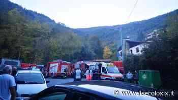 La Spezia, a fuoco una villetta sulle alture di Cadimare. Grave un 50enne. La madre illesa, ma sotto choc - Il Secolo XIX