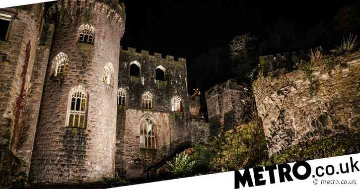 Where is Gwrych Castle where I'm A Celebrity is filmed – how do you pronounce it?