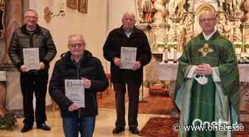 Männerkongregation Teunz besteht seit 70 Jahren - Onetz.de