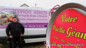 Avec la crise sanitaire, le traiteur Sébastien Coupigny au Petit-Quevilly essaye de survivre - Paris-Normandie
