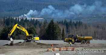 COVID-19 outbreak declared at LNG Canada worksite in Kitimat