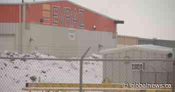 5 Evraz Regina employees test positive for COVID-19, multiple others isolating