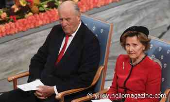 King Harald and Queen Sonja of Norway in quarantine after close contact with coronavirus