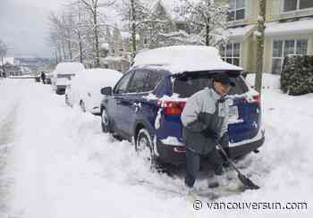 COVID-19 has Vancouverites better prepared for winter driving than usual: BCAA survey