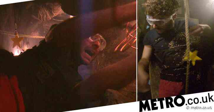 I'm A Celebrity 2020: Jordan North 'chuffed' as he smashes Trapped Door trial and wins 12 stars