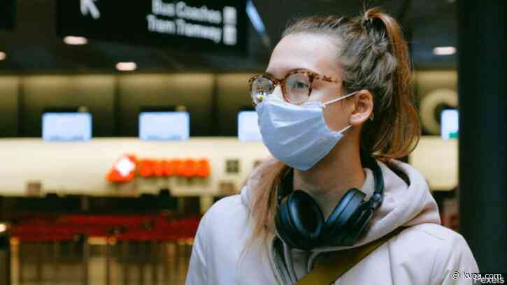 Preventing glasses from fogging up when wearing face mask