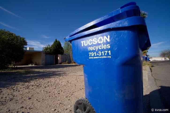 Glass removed from curbside blue bin program starting Feb. 1