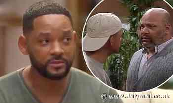 Fresh Prince of Bel-Air reunion: Will Smith remembers James Avery