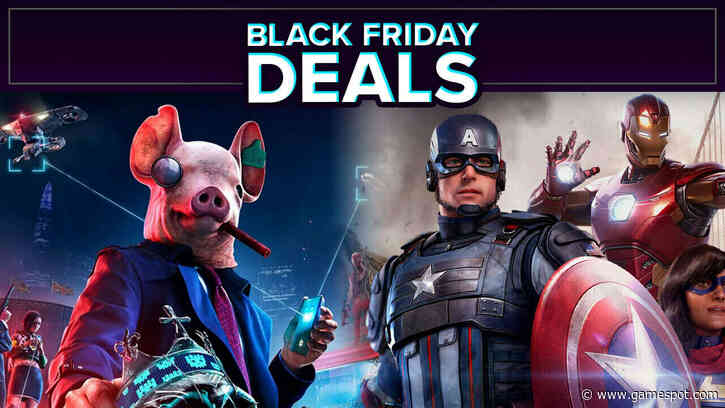Xbox Series X/S And Xbox One Games Discounted In Big Xbox Live Black Friday 2020 Sale