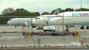 Quebec breaks talks to finance Trudeau airport's REM station