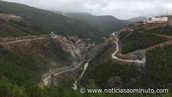 Nova ponte repõe travessia afetada pela barragem do Alto Tâmega - Notícias ao Minuto