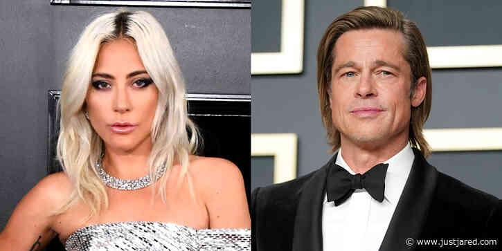 Lady Gaga Joins Brad Pitt in 'Bullet Train' Movie!