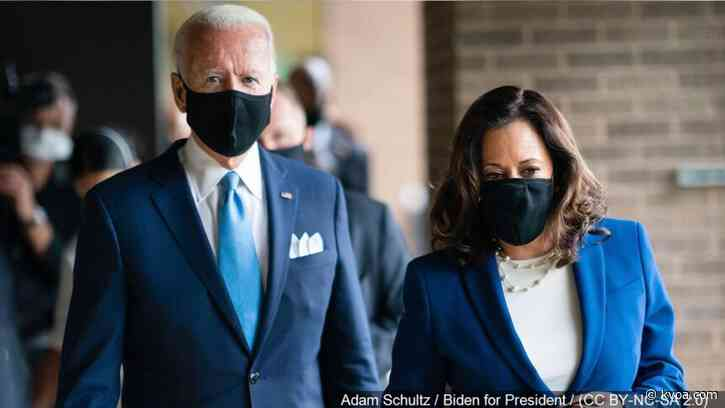 Biden chides Trump for lack of cooperation on vaccine