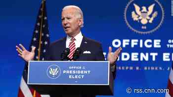 Biden discusses mask mandate and vaccine distribution with bipartisan group of governors