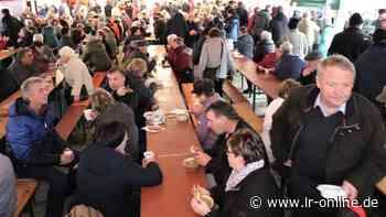 Corona in Elbe-Elster: In Elsterwerda gibt es auch ohne Suppenmeile jede Menge Suppe - Lausitzer Rundschau
