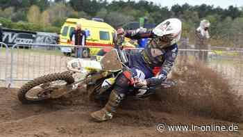 Maximilian Spies: Motocross-Pilot stürzt in Italien – Operation in Elsterwerda - Lausitzer Rundschau