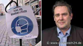 "Klage gegen Maskenzwang in Burghausen - AfD-Stadtrat Schwembauer: ""Plätze nicht stark frequentiert"" - innsalzach24.de"