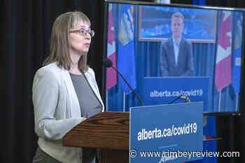 11 more COVID-19 deaths Wednesday, 732 new cases - Rimbey Review