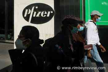 Pfizer: COVID-19 shot 95% effective, seeking clearance soon - Rimbey Review
