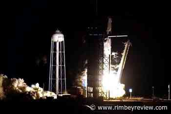 VIDEO: SpaceX capsule with 4 astronauts reaches space station - Rimbey Review
