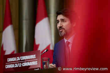 Canada still in 'incredibly serious' situation with COVID-19, Trudeau says - Rimbey Review