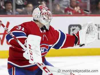 Hickey on hockey: Price's Canadiens facing major pay cut