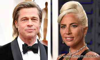 Lady Gaga tapped to act with Brad Pitt in hitman film Bullet Train