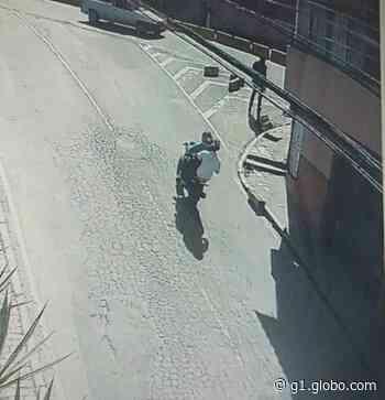 Suspeito de balear empresário durante assalto em Cachoeiro de Itapemirim, ES, é preso - G1