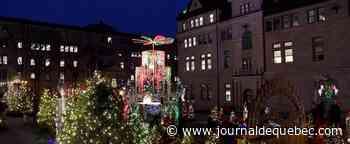 [PHOTOS] Les jardins de Noël allemands ouverts au public dès samedi