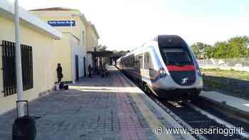Porto Torres, pietre in mezzo ai binari del treno, la bravata di alcuni giovani - Sassari Oggi