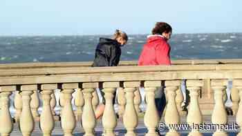 Savona, in arrivo forte vento di burrasca - La Stampa