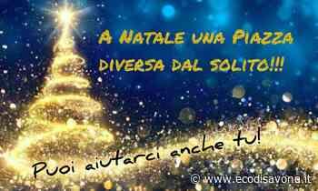 """Savona: il comitato """"Vivi Piazza del Popolo"""" lancia il suo progetto di Natale - L'Eco - il giornale di Savona e Provincia"""