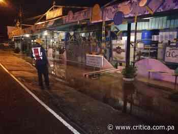 Evalúan afectaciones en Tonosí y derrumbes en distritos de Herrera - Crítica Panamá