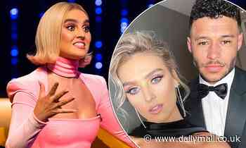 Perrie Edwards is eager for Alex Oxlade-Chamberlain to propose and reveals she SEXTED her ex's DAD