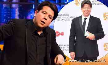 Michael McIntyre admits he has put on a 'little bit of weight' in lockdown