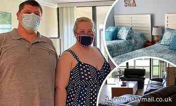 Mama June shows off her spacious Florida condominium after refreshing her plastic surgery for $15k