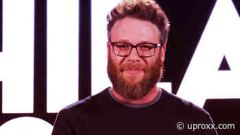 Seth Rogen Is Quietly Using Comedy To Put A Dent In Alzheimer's - UPROXX