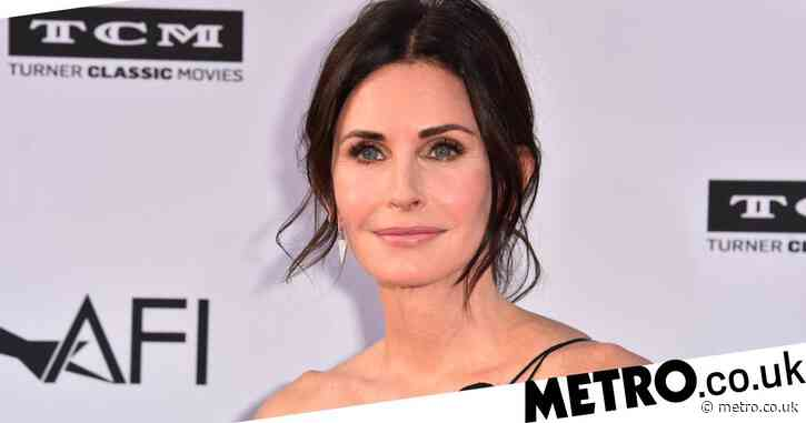 Courteney Cox shares emotional throwbacks as Scream 5 wraps: 'Wes will be so proud'