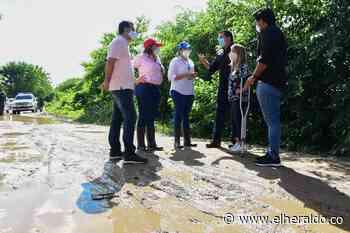 Censo a damnificados de Palmar de Varela y Sabanagrande - EL HERALDO