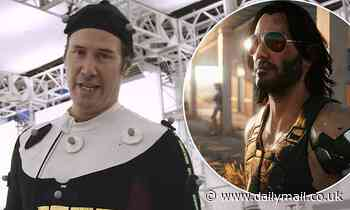Keanu Reeves discusses doing motion-capture for his rock star character in video game Cyberpunk 2077