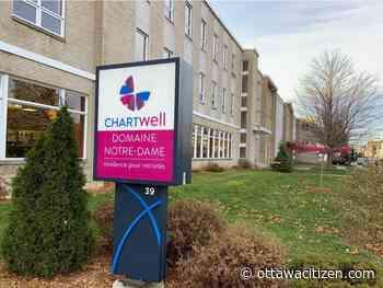 Gatineau seniors residence battling Quebec's largest COVID-19 outbreak - Ottawa Citizen