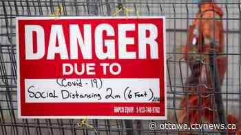 Ottawa, eastern Ontario businesses targets in COVID-19 inspection blitzes - CTV News Ottawa
