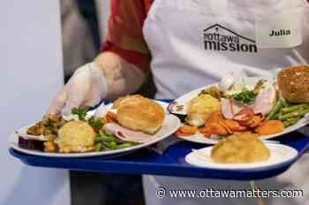 Ottawa Mission again in need of turkeys ahead of annual Christmas dinner - OttawaMatters.com