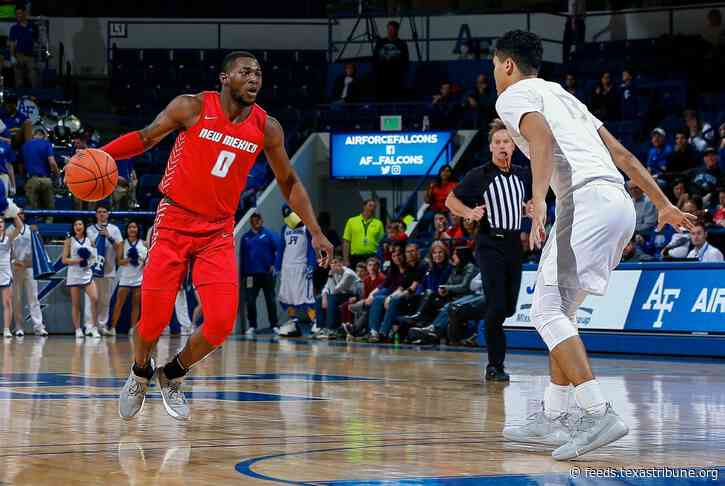 Fleeing their home state's strict restrictions on sports, New Mexico basketball teams seek refuge in two of Texas' worst hot spots