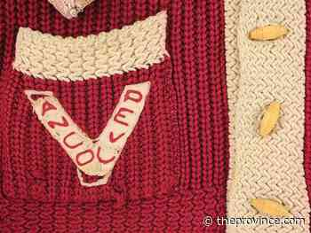 Ultra-rare Vancouver Millionaires hockey sweater up for auction