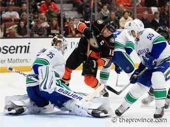 Patrick Johnston: Ducks could be top billing in a few seasons, but Canucks better right now