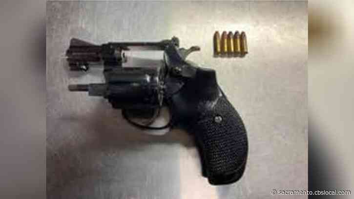 Hayward Man Robbed Fairfield Resident At Gunpoint, Police Say