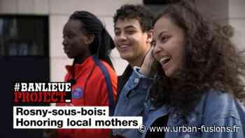 Dorlotez les mères locales dans la banlieue française de Rosny-sous-Bois | France - Urban Fusions